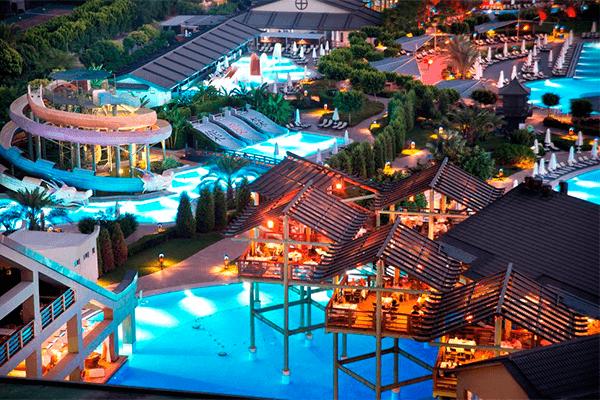 отель Турция 4 Алания все включено первая линия